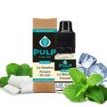La menthe polaire Sels de nicotine Pulp