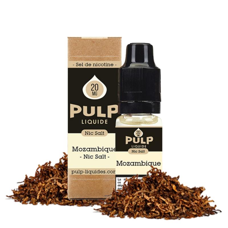 PULP - SELS DE NICOTINE - MOZAMBIQUE - 10ml 5,90€