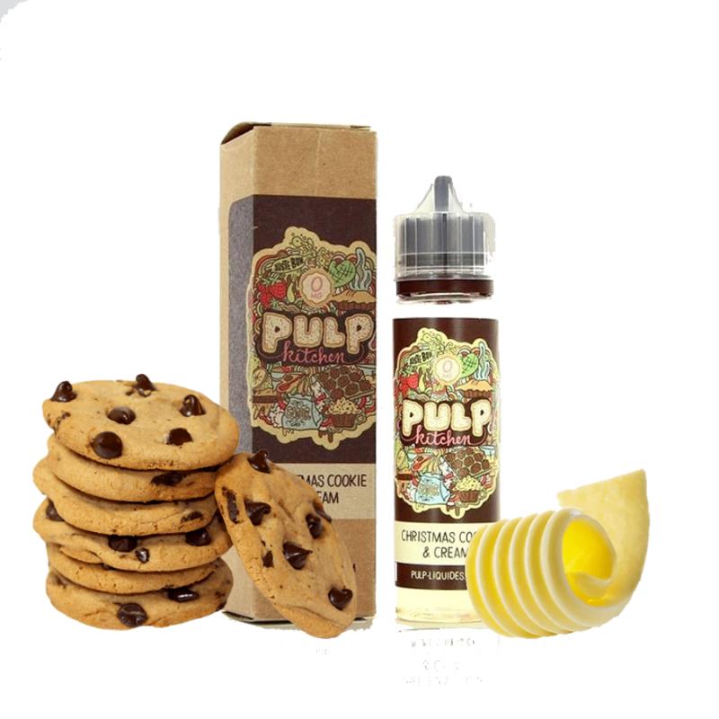 Pulp -Christmas cookie & cream 22,90€
