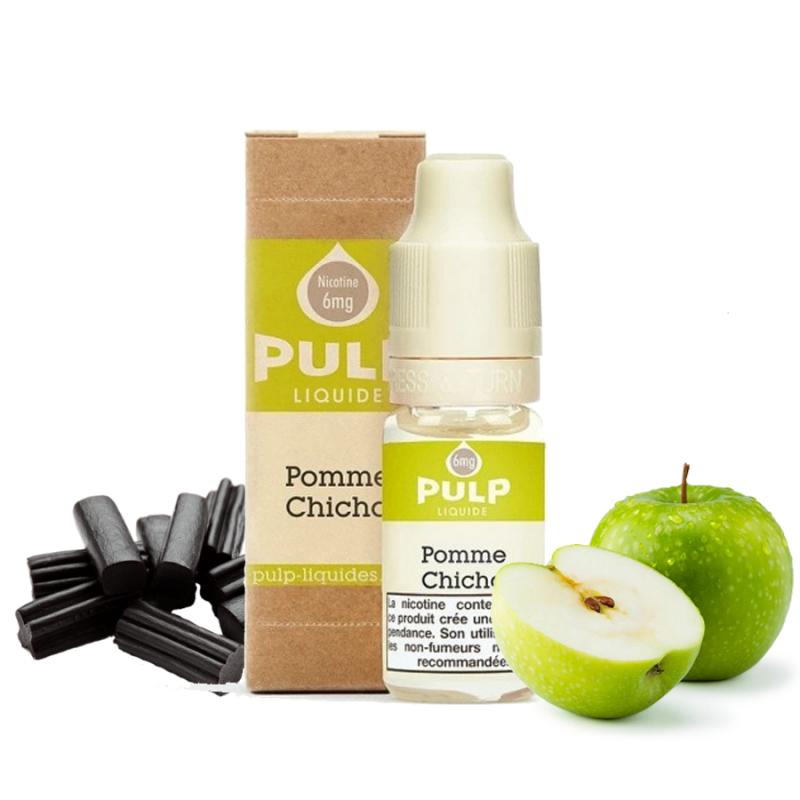 E-liquide Pomme chicha - 10ml Pulp