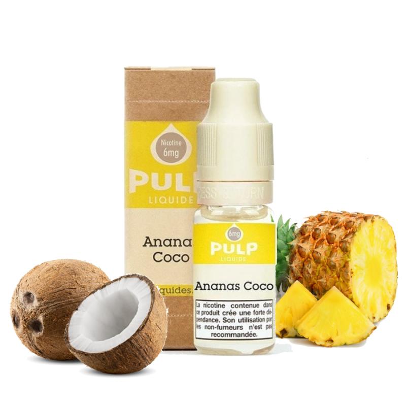 Ananas coco - Pulp 5,90€