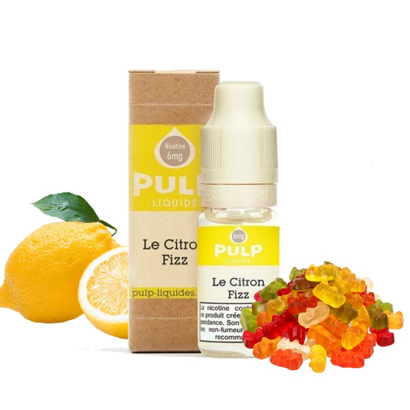 E-liquide Le citron fizz - 10ml Pulp