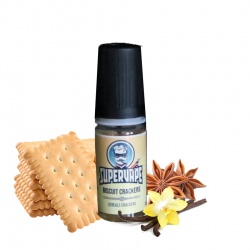 Supervape, Biscuit Crackers 4,50 €