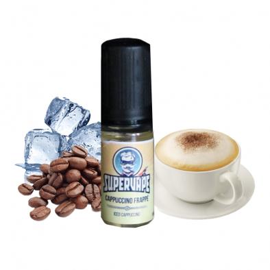 Supervape, Cappuccino Frappé 4,50€
