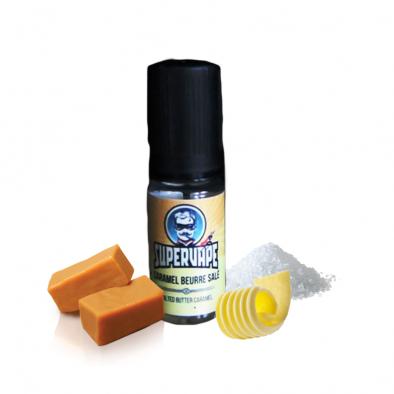 Supervape, Caramel Beurre Salé 4,50€