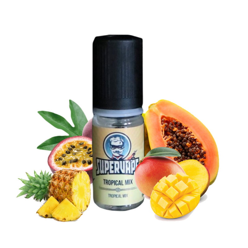 Supervape, Tropical Mix 4,50€