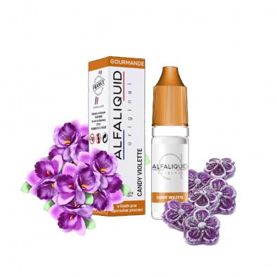 Candy violette - Alfaliquid 5,90€
