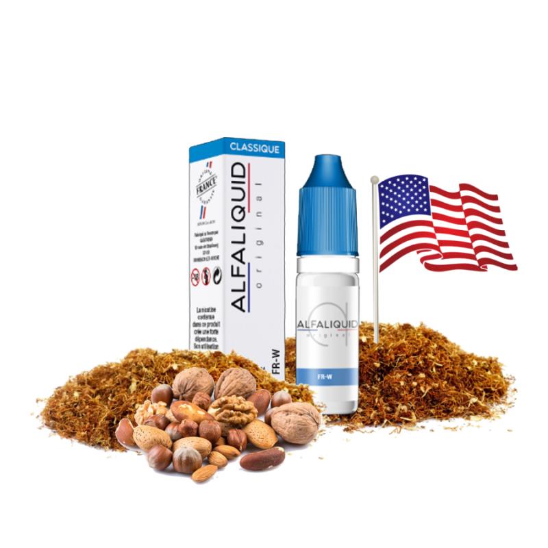 Tabac Fr-W - Alfaliquid 5,90€