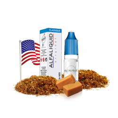 Tabac USA MIX - Alfaliquid 5,90€