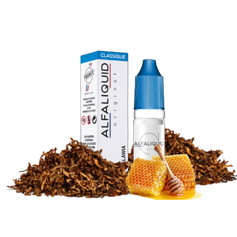 Tabac Malawia - Alfaliquid 5,90€