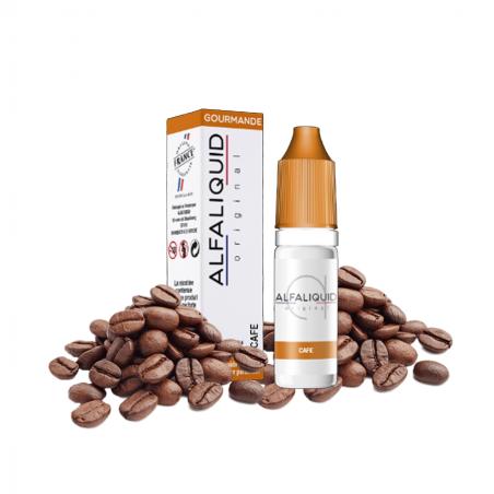 E-liquide Café - Alfaliquid Alfaliquid