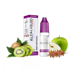 Green temptation - Alfaliquid 5,90 €