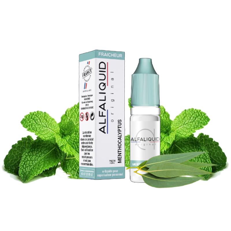 Menthocalyptus - Alfaliquid 5,90€