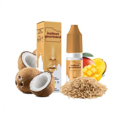 Khao & mango - Instinct Gourmand - Alfaliquid - 10 ml 5,90€