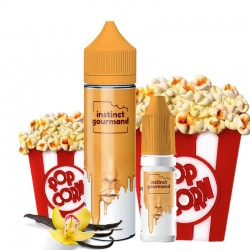 Alfaliquid - Instinct Gourmand - Vanilla & Popcorn - 50ML 24,90 €