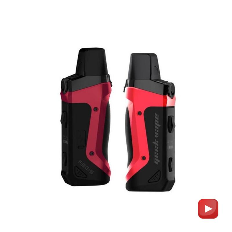 Geekvape - Pod Aegis Boost 32,90€