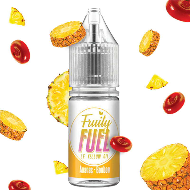 FRUITY FUEL - Yellow Oil 10ml 5,50€