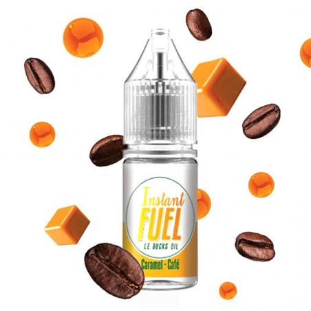 FRUITY FUEL - Café Caramel 10ml 5,50€