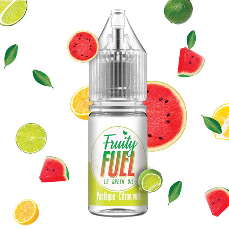 FRUITY FUEL - Green Oil 10ml 5,50€