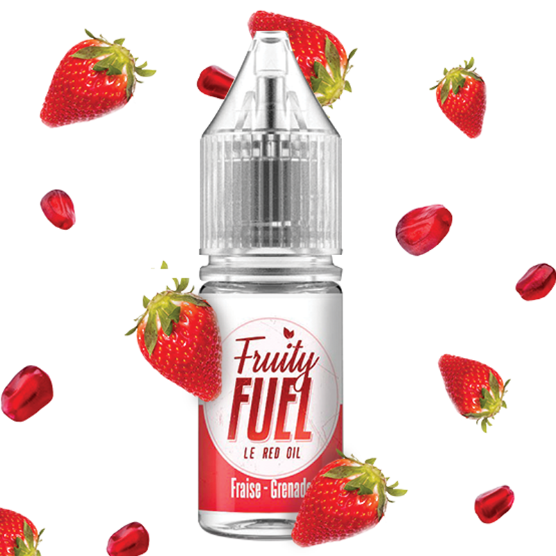 FRUITY FUEL - Red Oil 10ml 5,50€