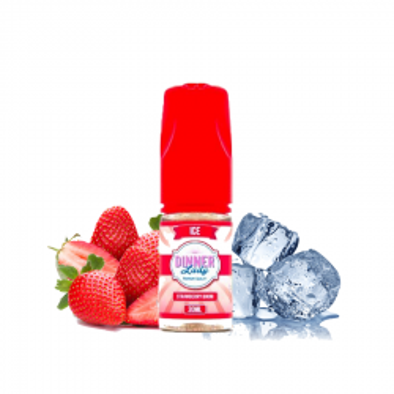 Strawberry bikini 30ML Concentré - Dinner Lady 10,90€