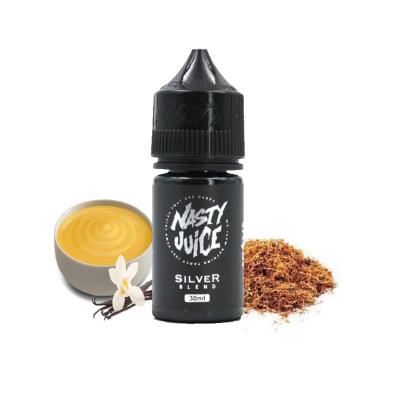 Silver Blend -Tobacco Concentré 30ML - Nasty Juice 9,90€