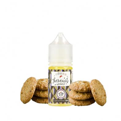 Biscuit Sésame Concentré 30ML - Les Bêtises du Coq 10,90€