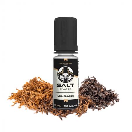 SALT E-VAPOR - USA Classic - 10ML 6,90€