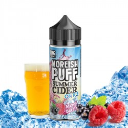 MOREISH PUFF - SUMMER CIDER ON ICE - MIXED BERRIES 17,90€