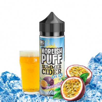MOREISH PUFF - SUMMER CIDER ON ICE - PASSION FRUIT 17,90€