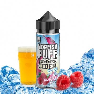 MOREISH PUFF - SUMMER CIDER ON ICE - RASPBERRY 17,90€