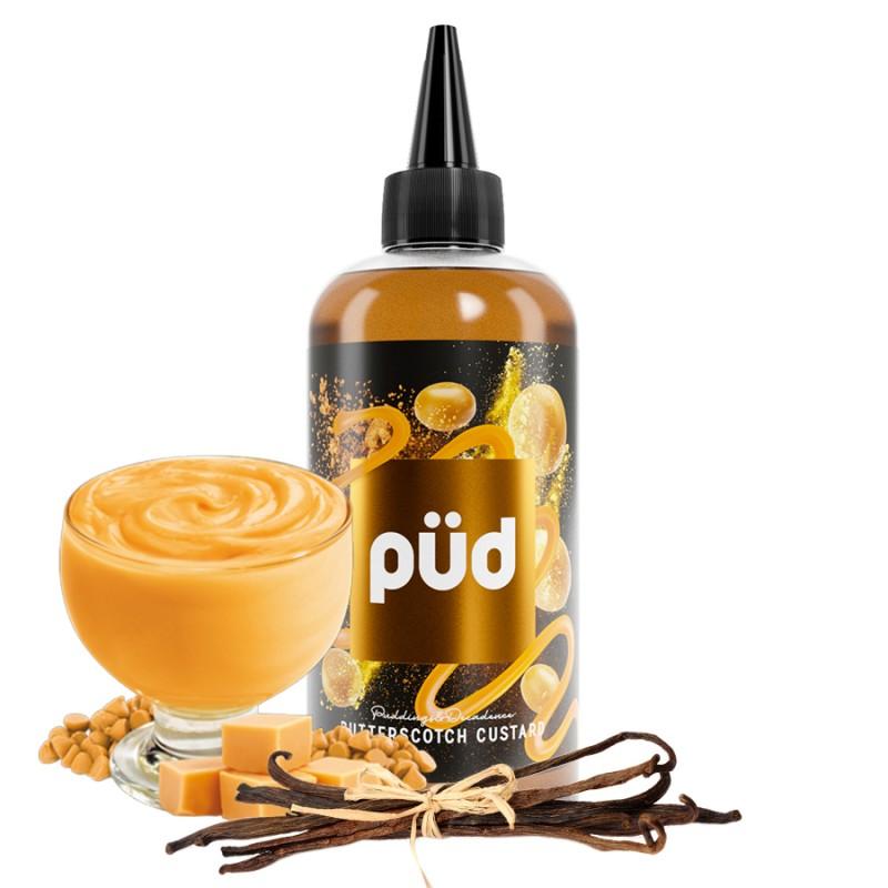 JOE'S JUICE - püd - butterscotch custard - 200ml 18,90€
