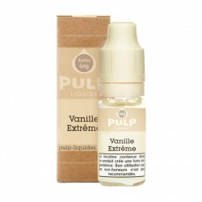 Vanille extrême - Pulp 5,90€