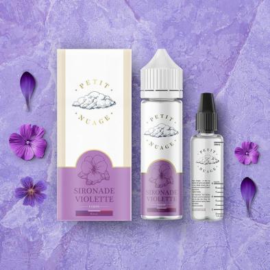 Petit Nuage - Sironade Violette 60ML 24,90€