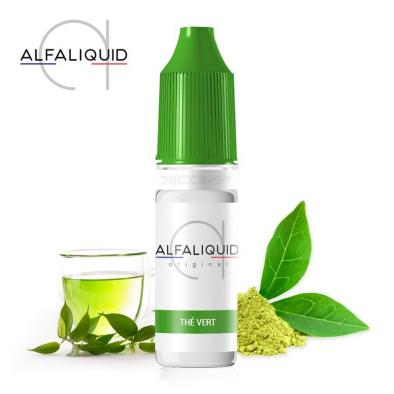 Thé vert - Alfaliquid 5,90€