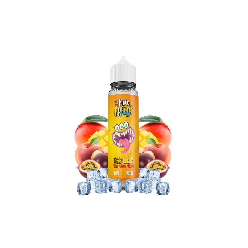 Freeze Tireboulette 00mg 50ml Liquid'Arôm 19,90€