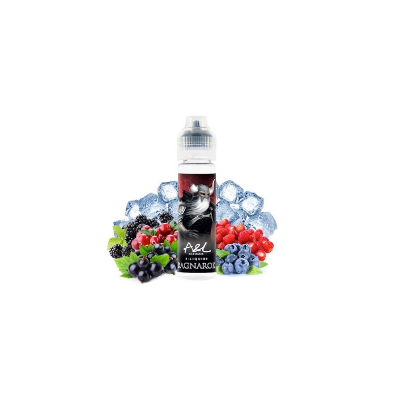 E-liquide Ragnarok Arômes et Liquides 50ml 0mg 18,90€