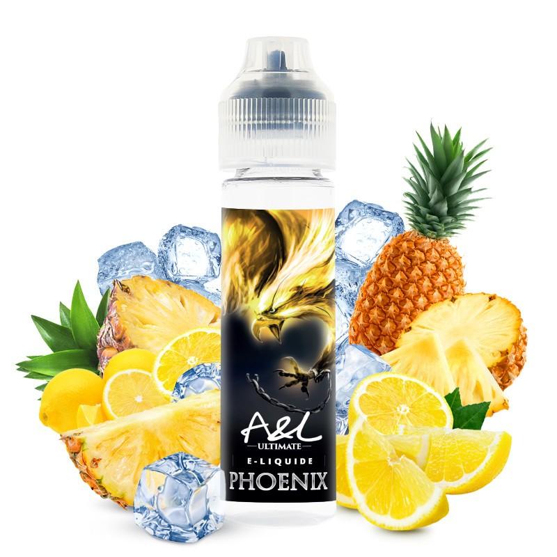 E-liquide Phoenix Arômes et Liquides 50ml 0mg 18,90€