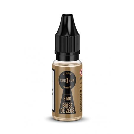 E-liquide Brise de Zeus Curieux 10ml 5,90€
