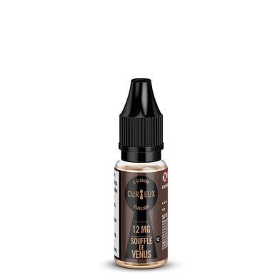 E-liquide Souffle de Venus Curieux 10ml 5,90€