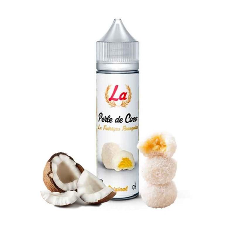 E-liquide Perle de Coco La Fabrique Française 19,90€