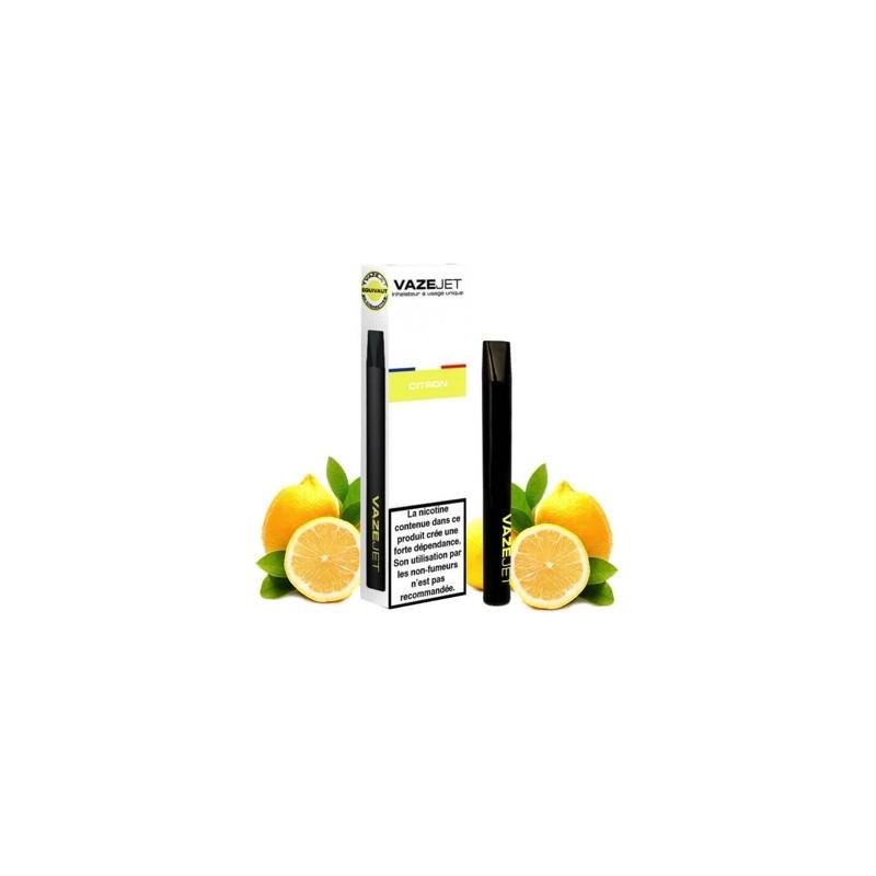 Zitronen Vaze Jet