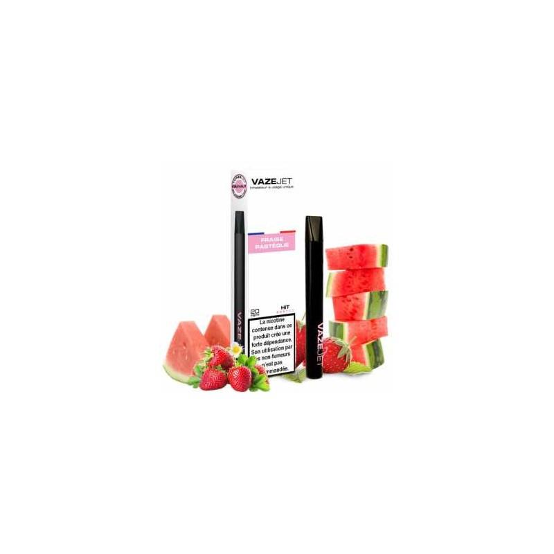 Erdbeere und Wassermelone Vaze Jet