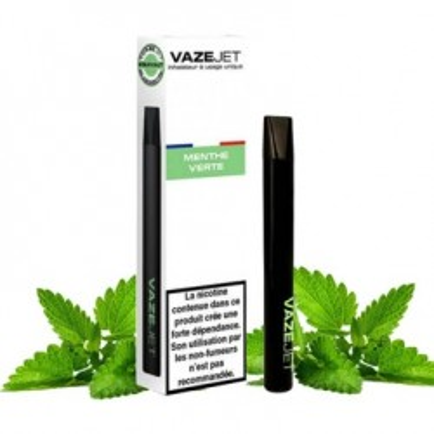 Green Mint Vaze Jet
