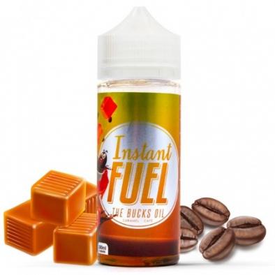 E-liquide The Bucks oil 0mg...