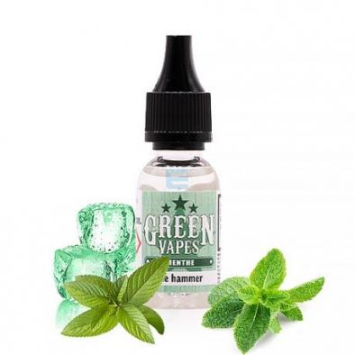 The Hammer Green Vapes