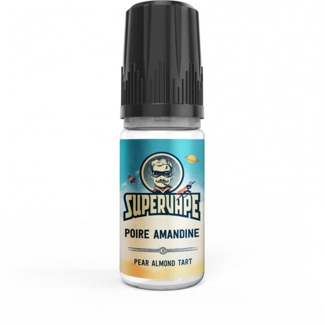 Supervape, Poire amandine 4,50€