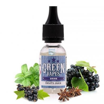 Devil's Juice - Green Vapes 9,90€