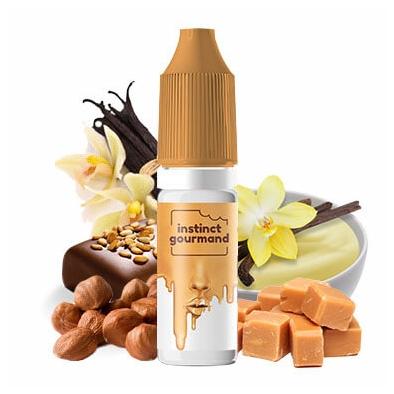 Nuts & Custard instict gourmand Alfaliquid