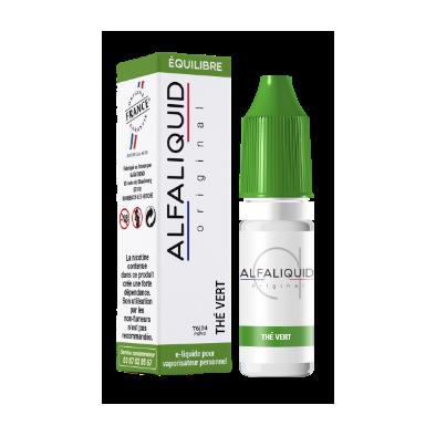 Grüner Tee - Alfaliquid 10ml